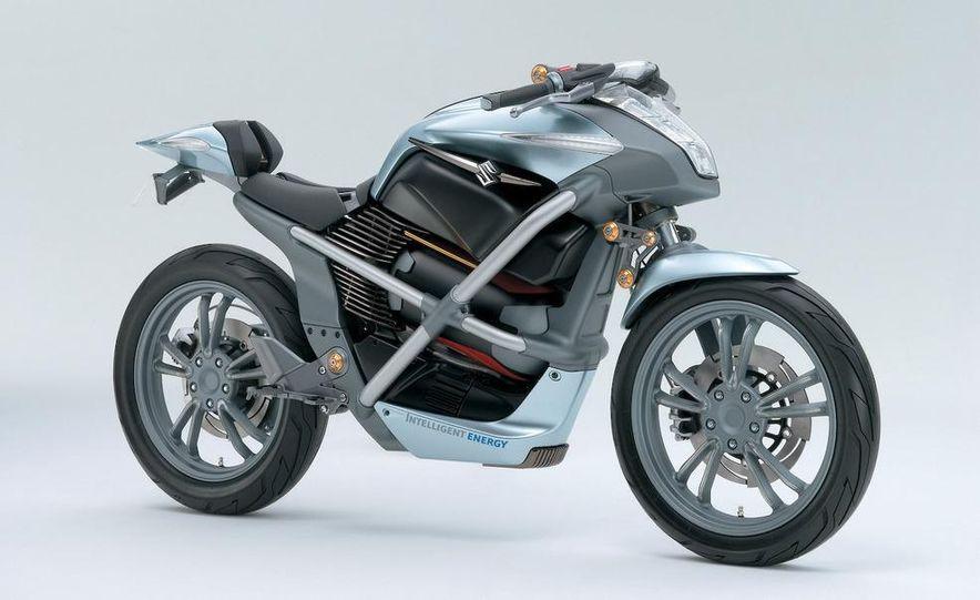 Suzuki Crosscage concept - Slide 1