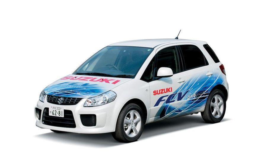 Suzuki Crosscage concept - Slide 2