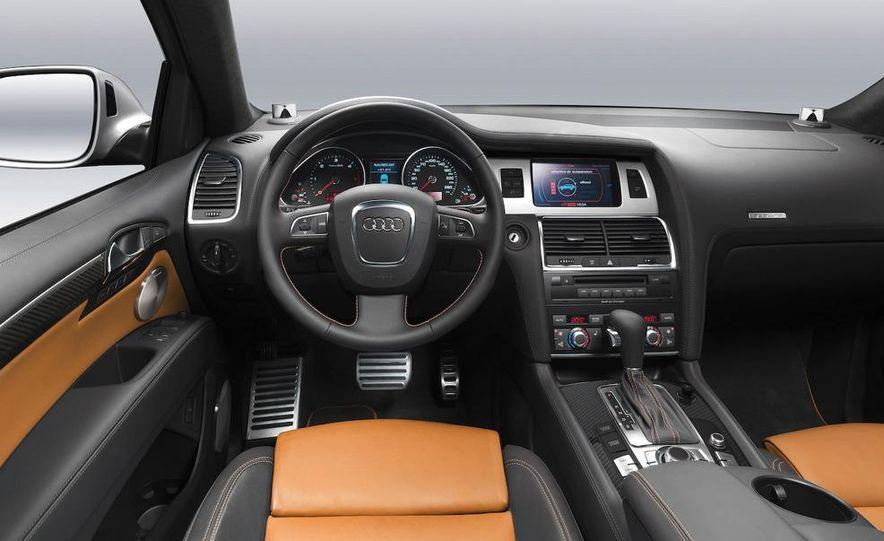 2009 Audi Q7 V12 TDI diesel - Slide 20