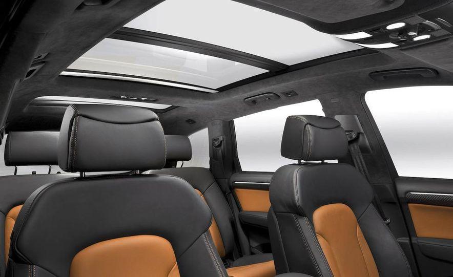 2009 Audi Q7 V12 TDI diesel - Slide 22