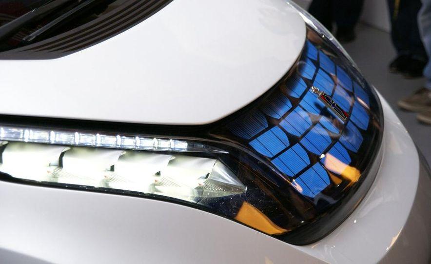 2010 Pininfarina B0 electric car - Slide 5