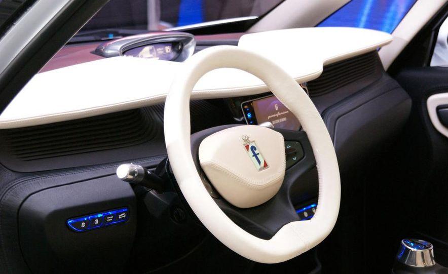 2010 Pininfarina B0 electric car - Slide 7