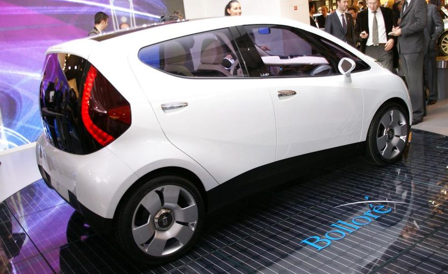 2010 Pininfarina B0 electric car - Slide 2