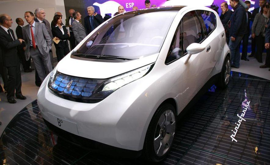 2010 Pininfarina B0 electric car - Slide 3