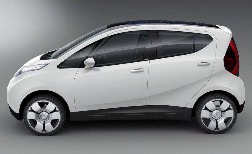 2010 Pininfarina B0 electric car - Slide 13