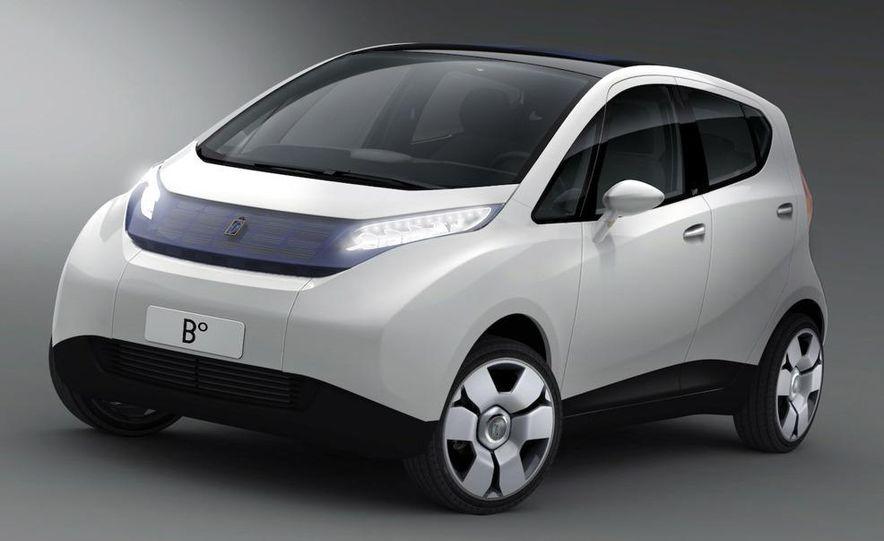 2010 Pininfarina B0 electric car - Slide 18