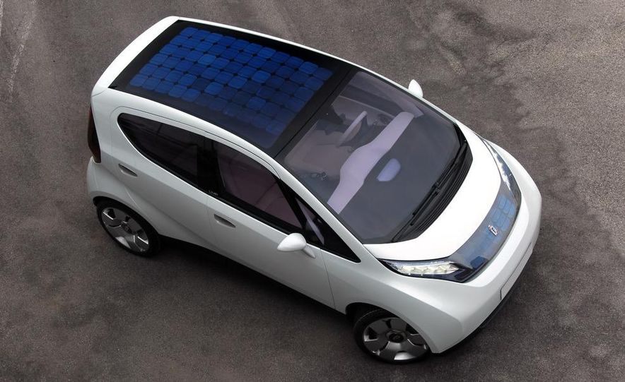 2010 Pininfarina B0 electric car - Slide 24