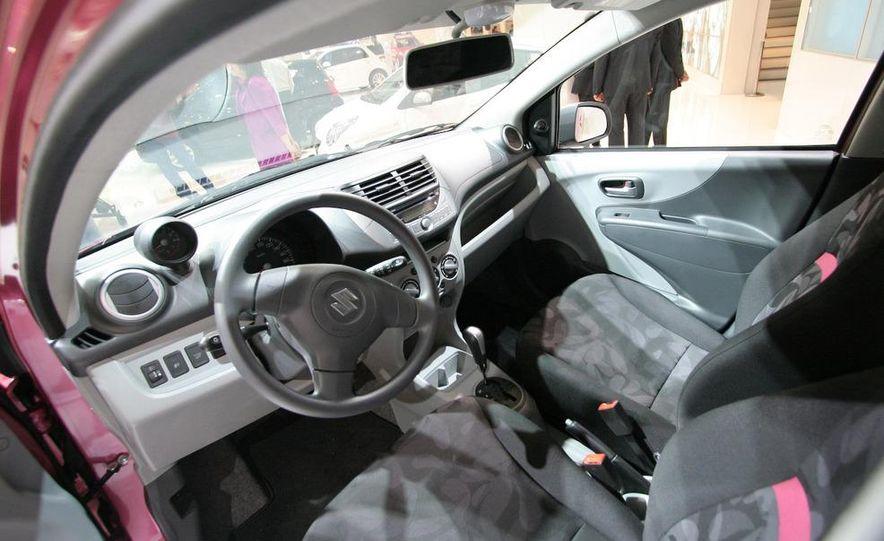 2009 Suzuki Alto (Not for U.S. sale) - Slide 10