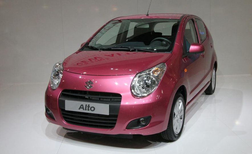 2009 Suzuki Alto (Not for U.S. sale) - Slide 1