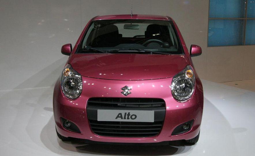 2009 Suzuki Alto (Not for U.S. sale) - Slide 2