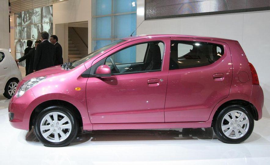 2009 Suzuki Alto (Not for U.S. sale) - Slide 4