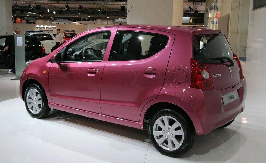 2009 Suzuki Alto (Not for U.S. sale) - Slide 5