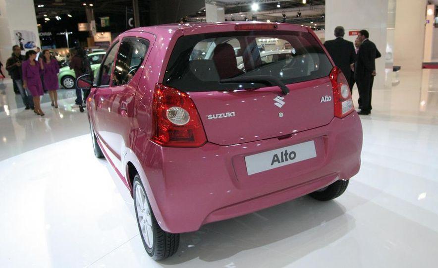 2009 Suzuki Alto (Not for U.S. sale) - Slide 6