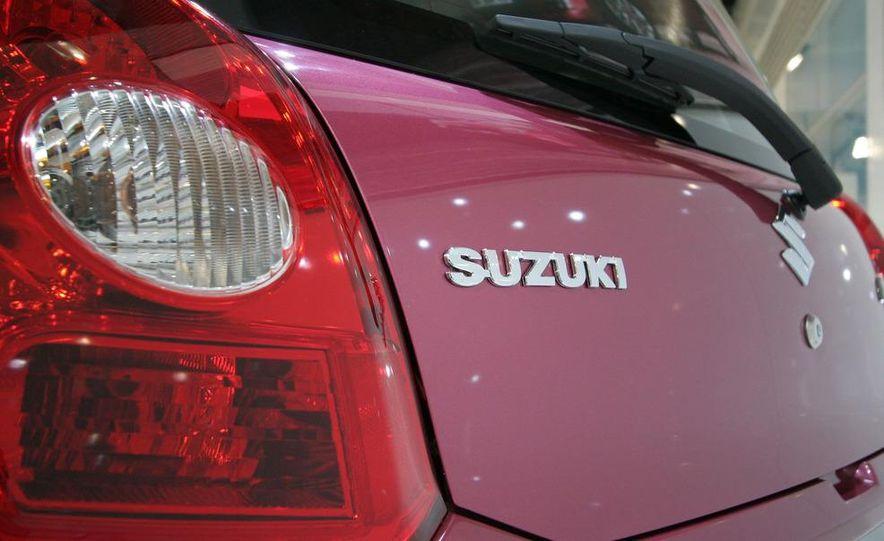 2009 Suzuki Alto (Not for U.S. sale) - Slide 8