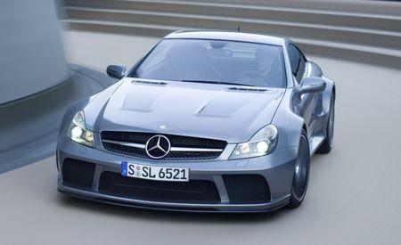 2008 Mercedes-Benz SL65 AMG