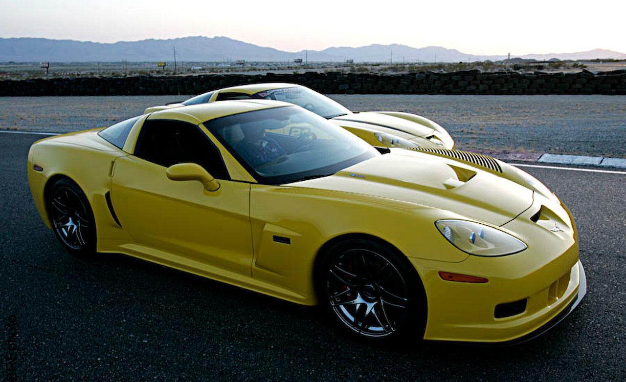2008 Pratt & Miller C6RS