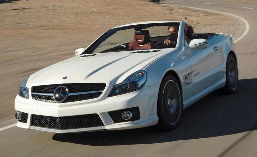 2008 Mercedes-Benz SL65 AMG - Slide 1