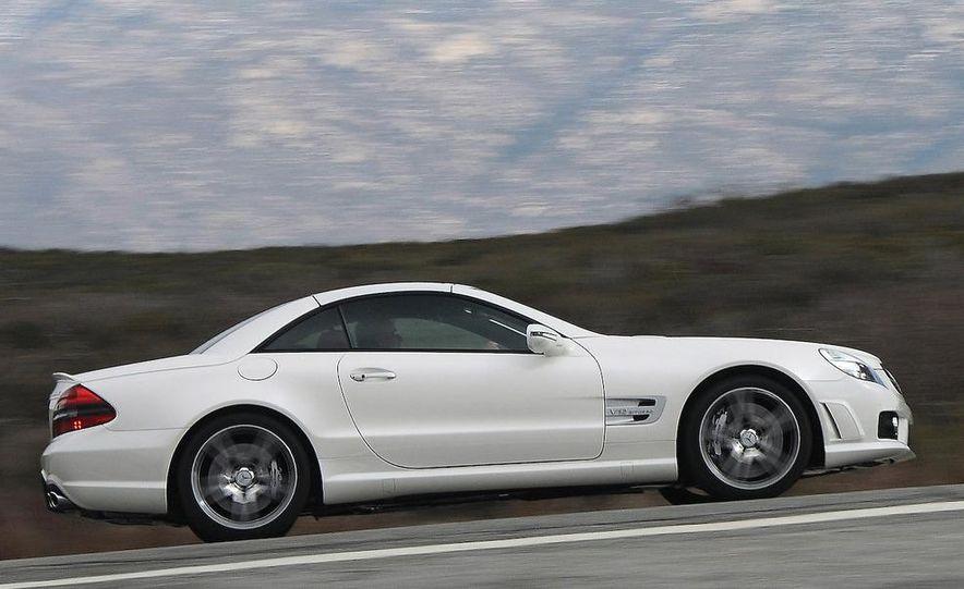 2008 Mercedes-Benz SL65 AMG - Slide 7