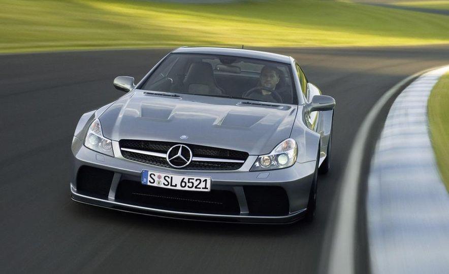 2008 Mercedes-Benz SL65 AMG - Slide 83