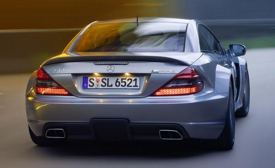 2008 Mercedes-Benz SL65 AMG - Slide 84