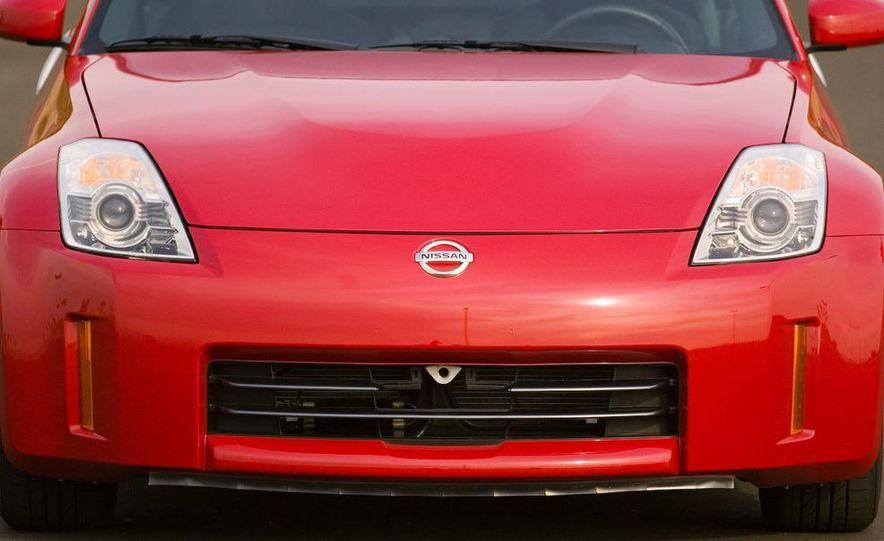 2008 Nissan 350Z interior - Slide 9