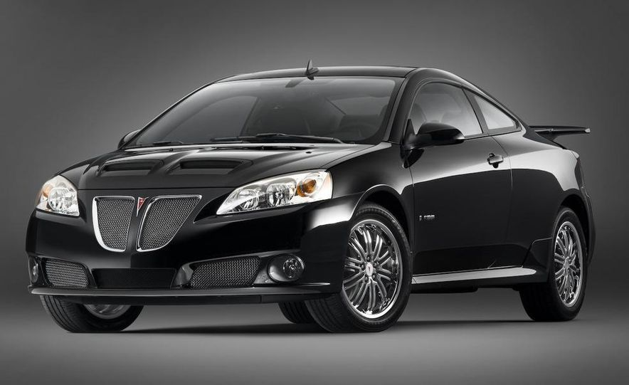 2008 Pontiac G6 GXP coupe - Slide 1