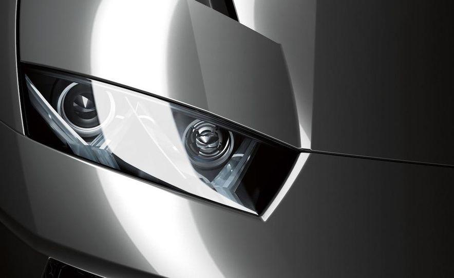 Lamborghini Estoque concept headlight - Slide 1