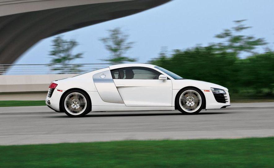2008 Audi R8 - Slide 1