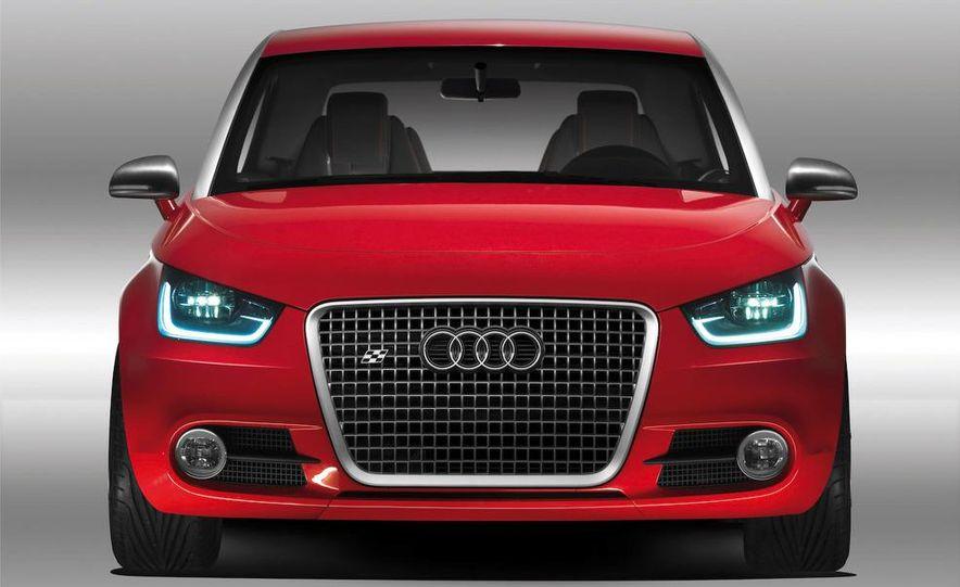 Audi A1 concept - Slide 1
