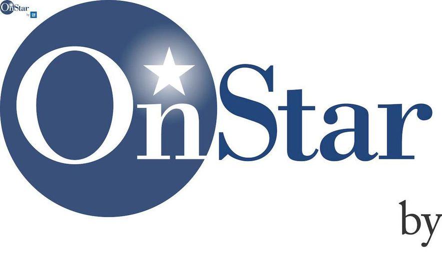 GM OnStar logo - Slide 1