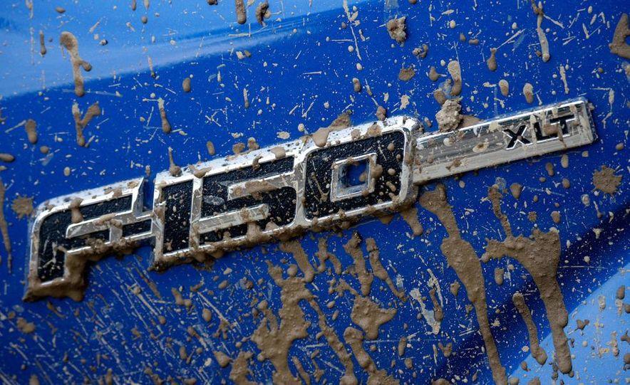 2009 Ford F-150 XLT SuperCab - Slide 8