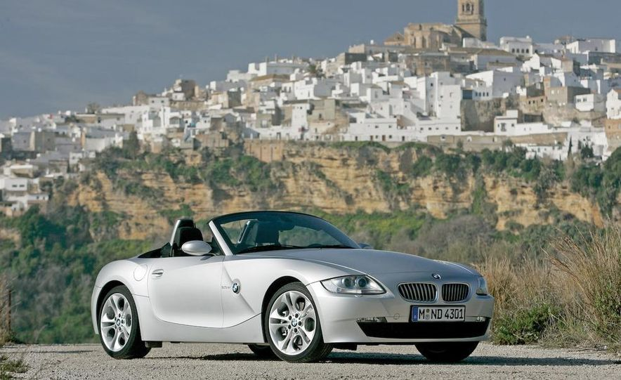 2010 BMW Z4 - Slide 8