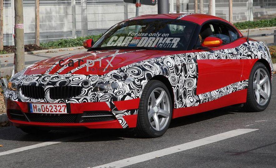 2010 BMW Z4 - Slide 1