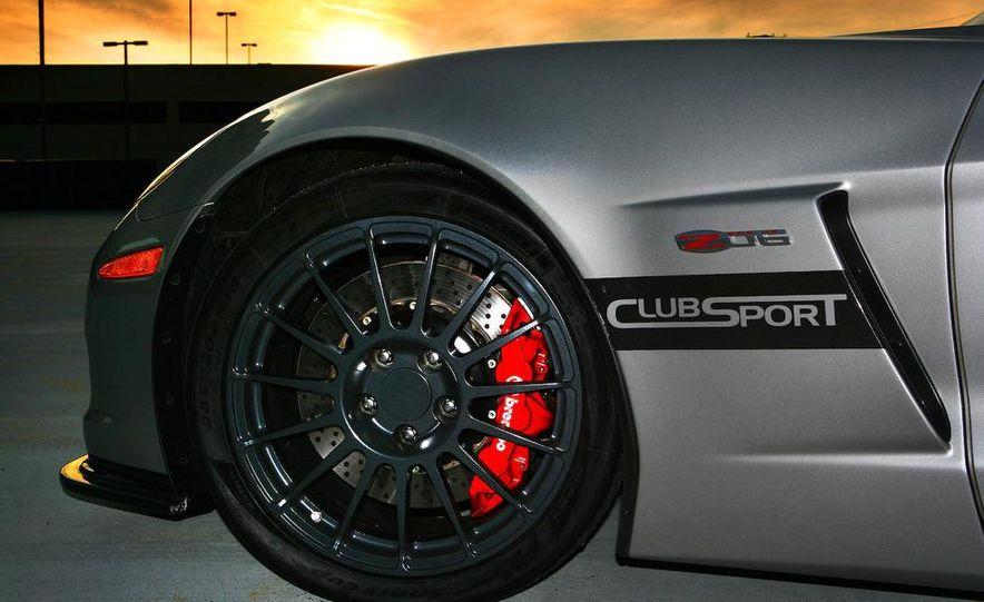 Katech Corvette Z06 ClubSport - Slide 8