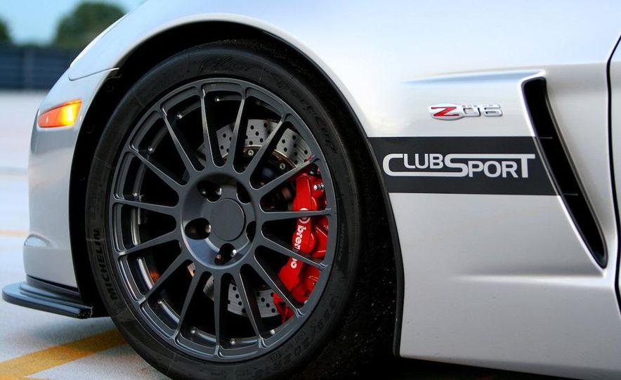 Katech Corvette Z06 ClubSport - Slide 13