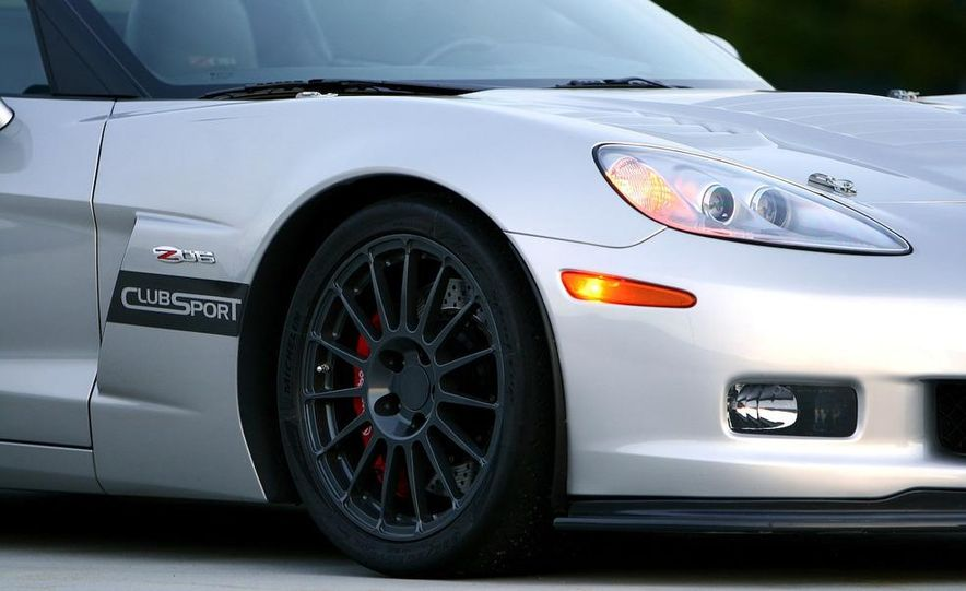 Katech Corvette Z06 ClubSport - Slide 12