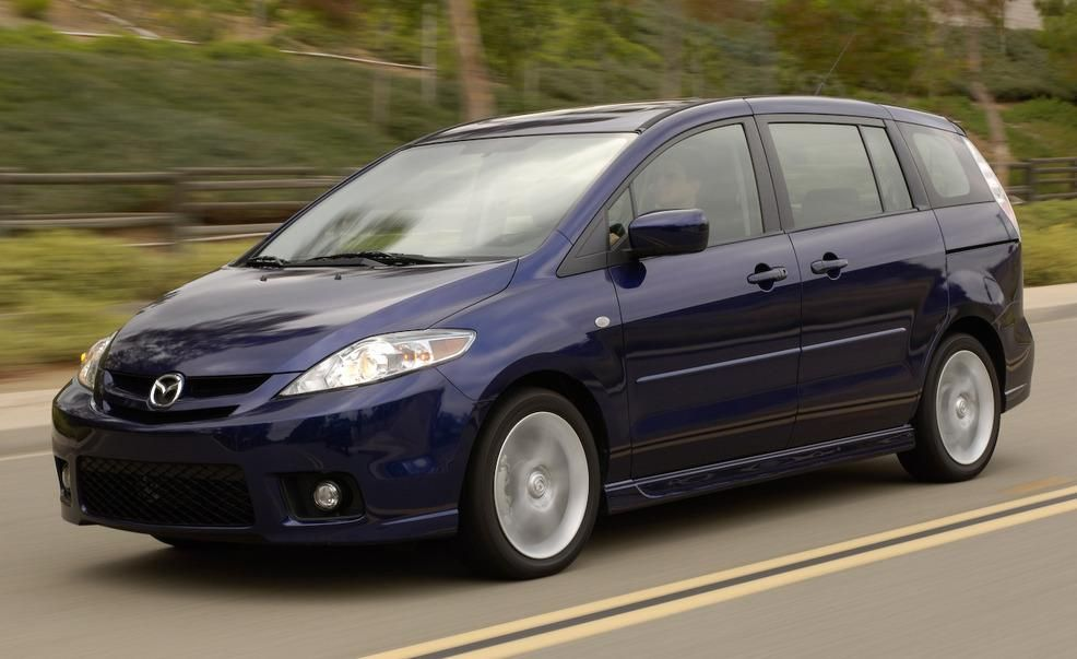 2008 Mazda 5 Grand Touring | Short Take Road Test | Reviews | Car