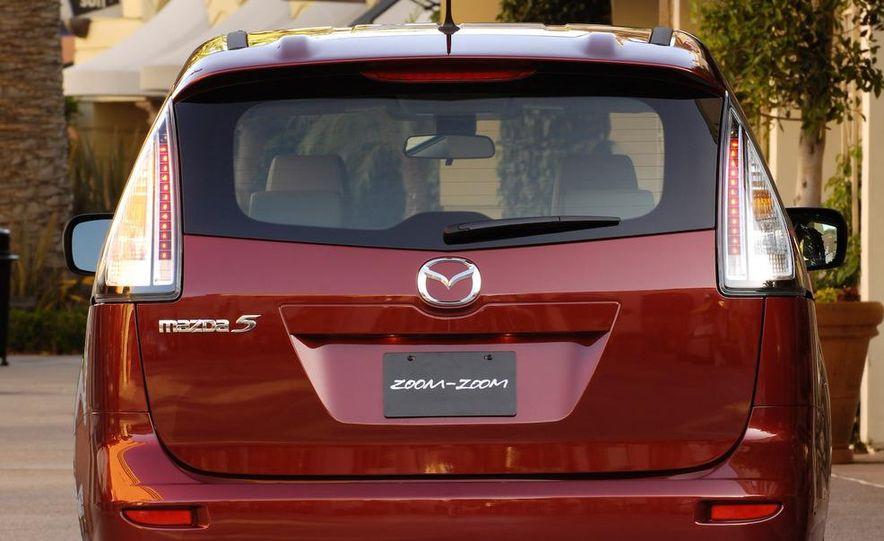 2008 Mazda 5 Grand Touring - Slide 15