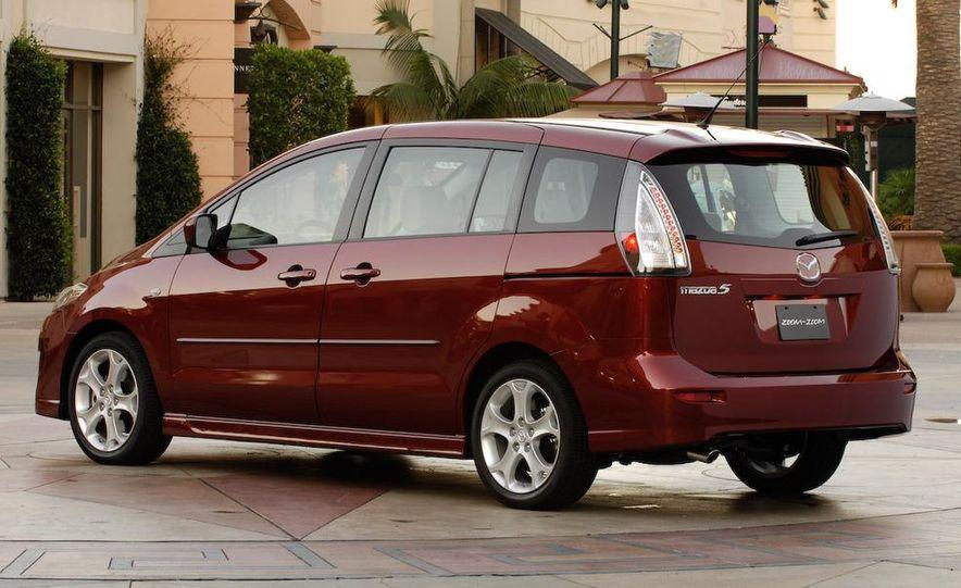 2008 Mazda 5 Grand Touring - Slide 18