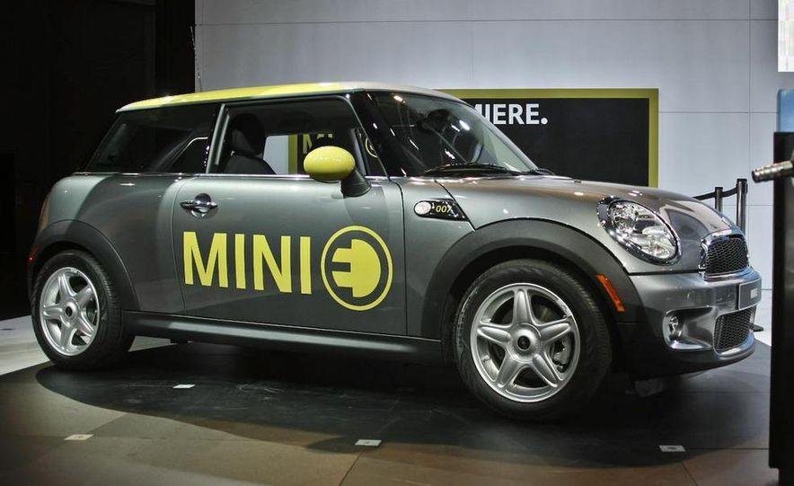 2009 Mini E - Slide 1