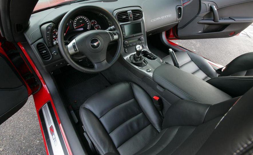 2009 Chevrolet Corvette Z06, ZR1, and Z51 - Slide 34