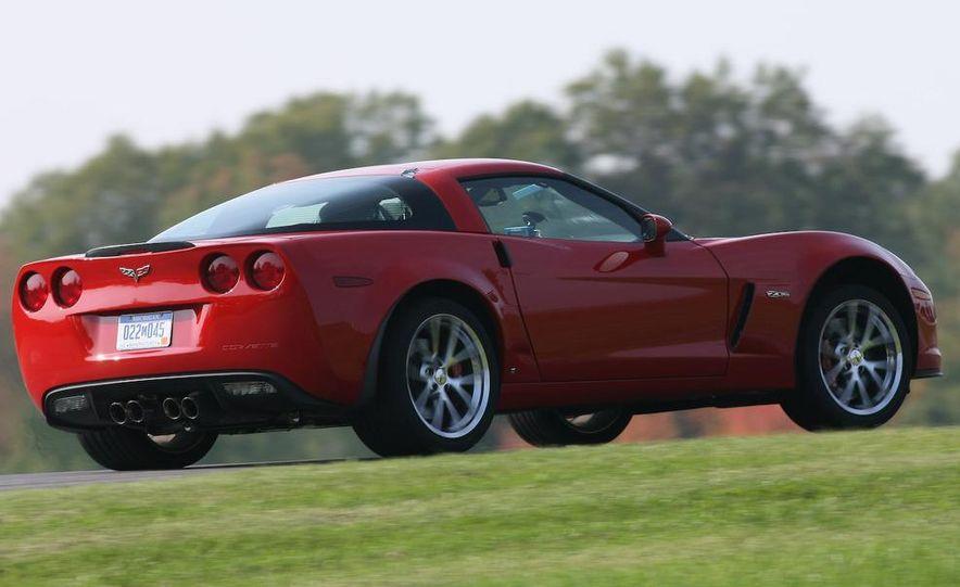 2009 Chevrolet Corvette Z06, ZR1, and Z51 - Slide 16
