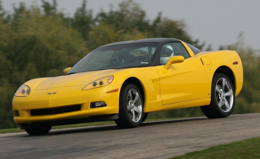2009 Chevrolet Corvette Z06, ZR1, and Z51 - Slide 6