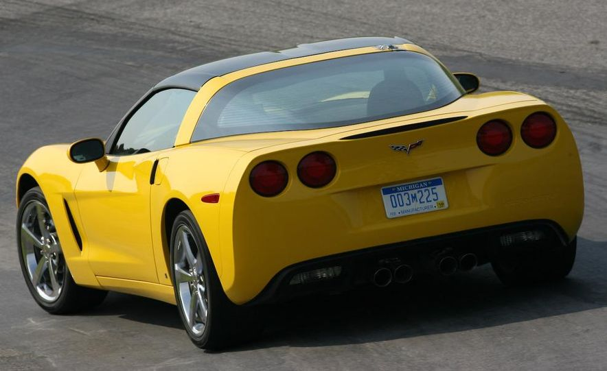 2009 Chevrolet Corvette Z06, ZR1, and Z51 - Slide 14
