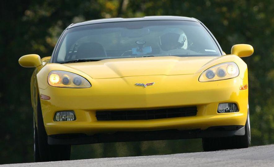 2009 Chevrolet Corvette Z06, ZR1, and Z51 - Slide 15