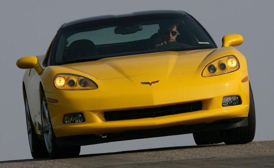 2009 Chevrolet Corvette Z06, ZR1, and Z51 - Slide 21