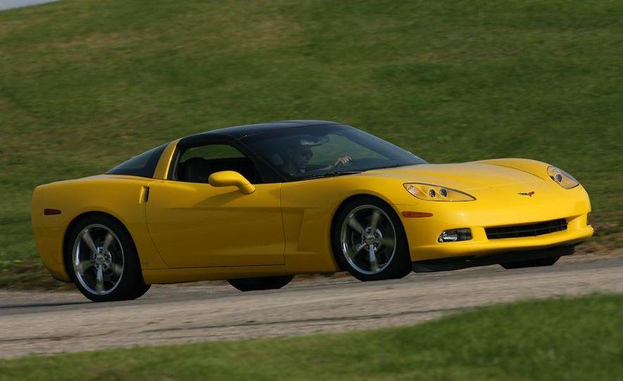 2009 Chevrolet Corvette Z06, ZR1, and Z51 - Slide 23