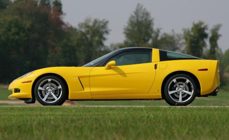 2009 Chevrolet Corvette Z06, ZR1, and Z51 - Slide 26