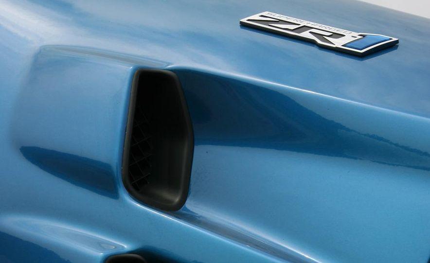 2009 Chevrolet Corvette Z06, ZR1, and Z51 - Slide 29