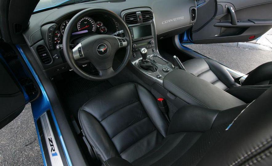 2009 Chevrolet Corvette Z06, ZR1, and Z51 - Slide 35